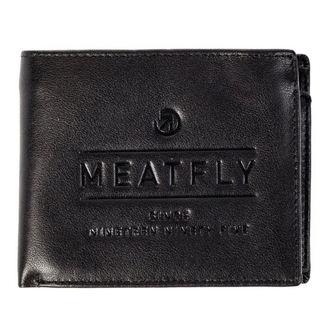 Geldbörse MEATFLY - Seaway - 1/26/55 - EIN - Schwarz, MEATFLY