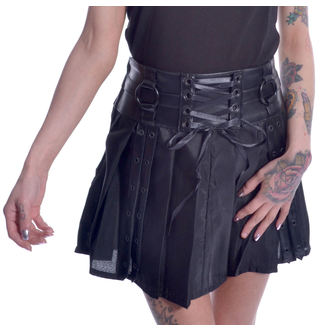 Damen Rock CHEMICAL BLACK - SIIRI - SCHWARZ, CHEMICAL BLACK