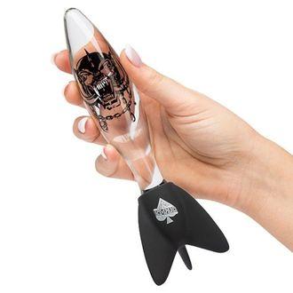 Dildo MOTÖRHEAD - BOMBER GLASS CLEAR - PLASTIC HEAD, PLASTIC HEAD, Motörhead