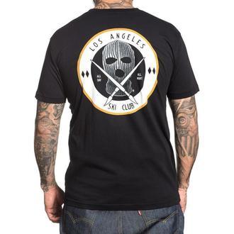 Herren T-Shirt Hardcore - SKI CLUB - SULLEN, SULLEN