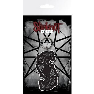 Gummianhänger SLIPKNOT - GB posters, GB posters, Slipknot