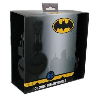 Kopfhörer Batman - Black Logo, NNM