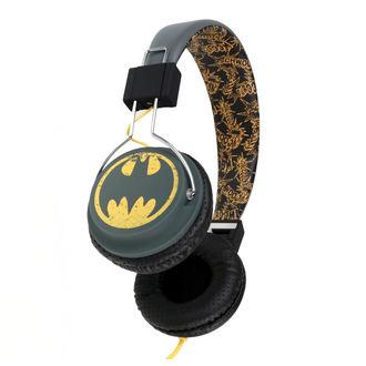 Kopfhörer Batman - Vintage Logo, NNM
