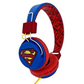 Kopfhörer Superman - Vintage Logo, NNM