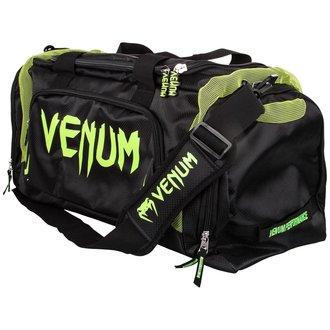 Duffel Tasche VENUM - Trainer Lite Sport - Schwarz / Neo Gelb, VENUM