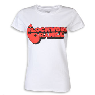 Damen T-Shirt Film Clockwork Orange - LOGO - PLASTIC HEAD, PLASTIC HEAD