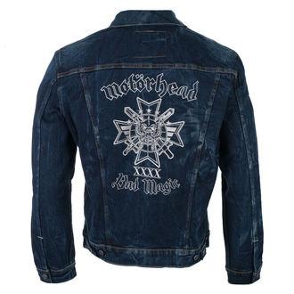 Herren Jeansjacke Frühling Herbst Motörhead - BLUE JEANS -, Motörhead