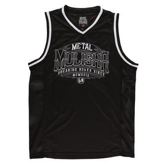 Herren Basketball Jersey METAL MULISHA - CREST JERSEY, METAL MULISHA