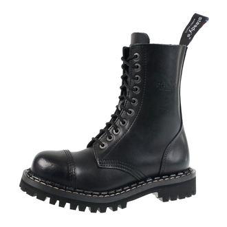 Stiefel Boots STEADY´S - 10 dírkové - Schwarz, STEADY´S