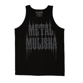 Herren Tanktop METAL MULISHA - STAMP BLK, METAL MULISHA