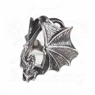 Ring ALCHEMY GOTHIC - Stealth, ALCHEMY GOTHIC