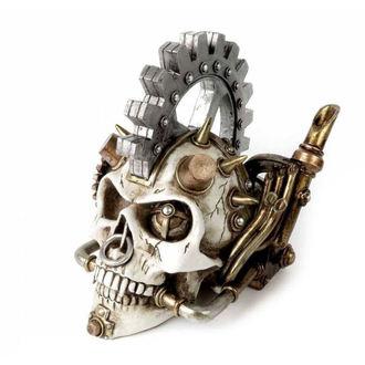 Dekoration ALCHEMY GOTHIC - Steamhead Skull, ALCHEMY GOTHIC
