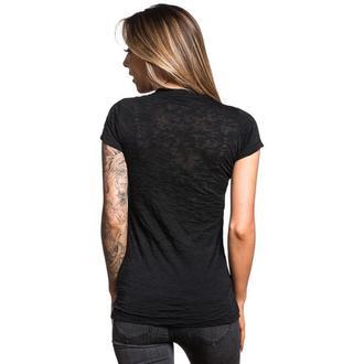 Damen T-Shirt Hardcore - PHANTOM ROSE - SULLEN, SULLEN