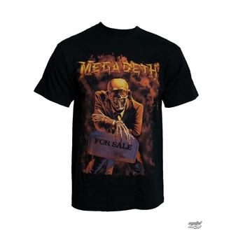 Herren T-Shirt Megadeth - TSB - 4622, LIVE NATION, Megadeth