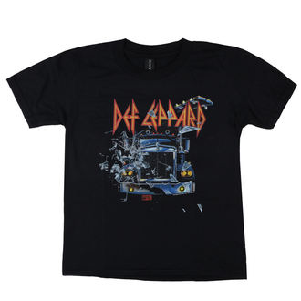 Kinder T-Shirt Metal Def Leppard - On through the night - LOW FREQUENCY, LOW FREQUENCY, Def Leppard