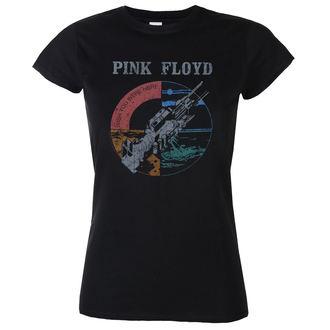 Damen T-Shirt Metal Pink Floyd - Pink Floyd - Wunsch sie wurden - LOW FREQUENCY, LOW FREQUENCY, Pink Floyd