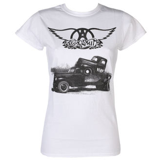 Damen T-Shirt Metal Aerosmith - Pump - LOW FREQUENCY, LOW FREQUENCY, Aerosmith