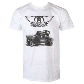 Herren T-Shirt Metal Aerosmith - Pump - LOW FREQUENCY, LOW FREQUENCY, Aerosmith