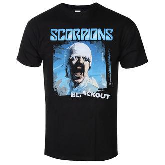Herren T-Shirt Metal Scorpions - Blackout - LOW FREQUENCY, LOW FREQUENCY, Scorpions