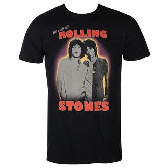 Herren T-Shirt Metal Rolling Stones - Mick & Keith - ROCK OFF, ROCK OFF, Rolling Stones