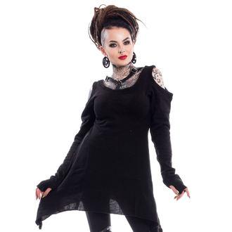 Damen Pullover Poizen Industries - TABITHA - SCHWARZ, POIZEN INDUSTRIES