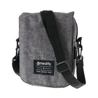tasche MEATFLY - Handy 2 - B Heidekraut Grau, MEATFLY