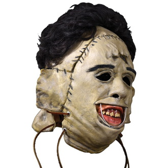Maske The Texas Chainsaw Massacre Maske - Adult's Latex - 1974, NNM