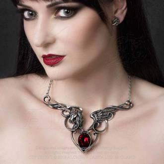 Anhänger mit Halskette ALCHEMY GOTHIC - The Maidens Conquest, ALCHEMY GOTHIC