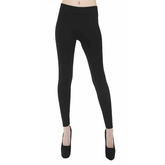 Damen Leggings Thermo PAMELA MANN - Thermal Fleece - Schwarz, PAMELA MANN