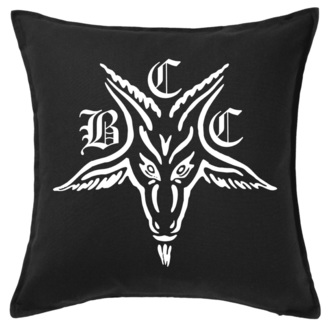 Kissen BLACK CRAFT - BCC Goat Throw, BLACK CRAFT