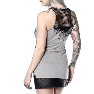 Damen Tanktop HYRAW - PUNKSHIT GREY, HYRAW