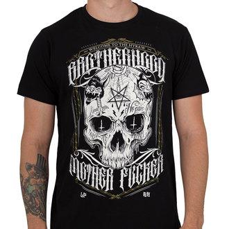 Herren T-Shirt Hardcore - BROTHERHOOD - HYRAW, HYRAW