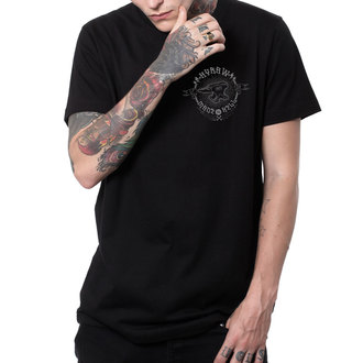 Herren T-Shirt Hardcore - FUCKING HELL - HYRAW, HYRAW