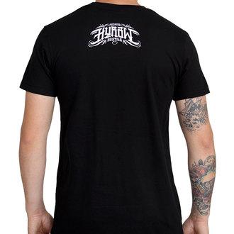 Herren T-Shirt Hardcore - MAD KING - HYRAW, HYRAW