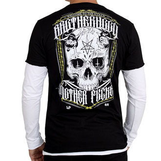 Herren T-Shirt Hardcore - BROTHERHOOD - HYRAW, HYRAW
