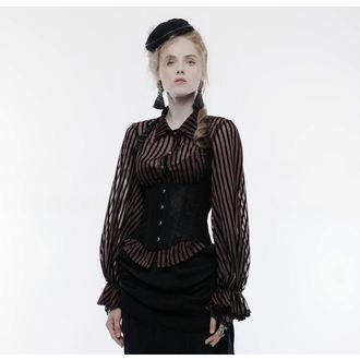 Damen Korsett PUNK RAVE - Temptress black, PUNK RAVE