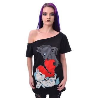 Damen T-Shirt - UNICORN HEART FIGHT - CUPCAKE CULT - POI911
