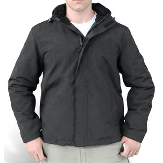 Herren Jacke Frühling/Herbst - ZIPPER WINDBREAKER - SURPLUS, SURPLUS