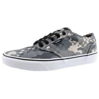 Herren Low Sneaker - ATWOOD (F17 CAMO) G - VANS, VANS