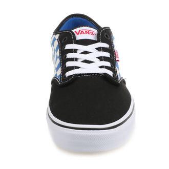 Herren Low Sneaker - MN ATWOOD (CHECKERBOAR) - VANS, VANS