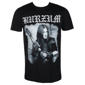 Herren T-Shirt Metal Burzum - ANTHOLOGY 2018 - PLASTIC HEAD, PLASTIC HEAD, Burzum