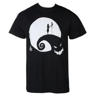 Herren T-Shirt Film Nightmare Before Christmas - MOON OOGIE BOOGIE - PLASTIC HEAD, PLASTIC HEAD