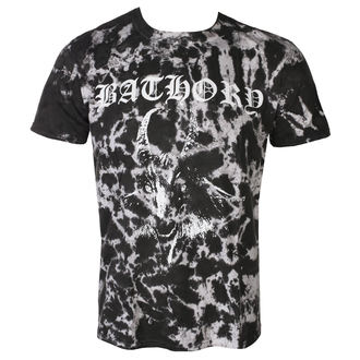 Herren T-Shirt Metal Bathory - GOAT - PLASTIC HEAD, PLASTIC HEAD, Bathory