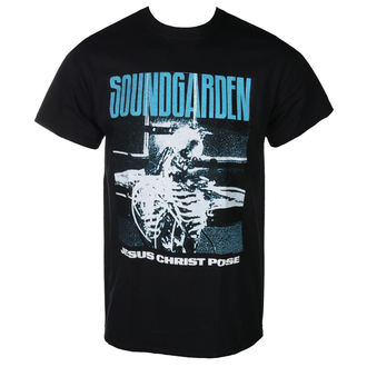 Herren T-Shirt Metal Soundgarden - JESUS CHRIST POSE - PLASTIC HEAD, PLASTIC HEAD, Soundgarden