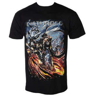 Herren T-Shirt Metal Disturbed - THE END - PLASTIC HEAD, PLASTIC HEAD, Disturbed