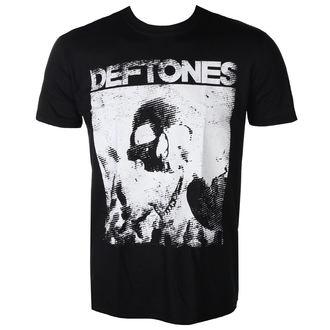 Herren T-Shirt Metal Deftones - SKULL - PLASTIC HEAD, PLASTIC HEAD, Deftones