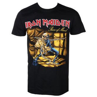 Herren T-Shirt Iron Maiden - Piece of Mind - IMTEE10MB, ROCK OFF, Iron Maiden