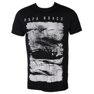 Herren T-Shirt Metal Papa Roach - COCKROACH - PLASTIC HEAD, PLASTIC HEAD, Papa Roach