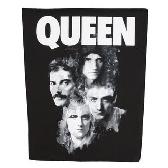 Patch groß Queen - Faces - RAZAMATAZ, RAZAMATAZ, Queen
