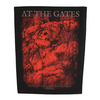 Patch groß At The Gates - To Drink From The Night itself - RAZAMATAZ, RAZAMATAZ, At The Gates